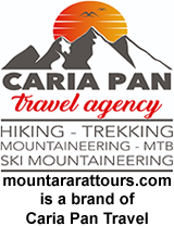 Caria Pan Travel Partner